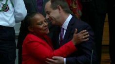 view point: French Minister Christiane Taubira resigns amid te...