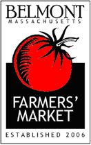 Supporting local  farms & producers. Thursdays in the town center parking lot, Belmont, MA. Reopening in June 2017.