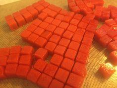 Homemade Cannabis Strawberry Chews - Like Medicated Starburst - by Papa Kief… Starburst Candy, Weed Recipes, Marijuana Recipes, Cannabis Cookbook, Cannabis Edibles, Marijuana Plants, Incredible Edibles, Desserts, Ganja