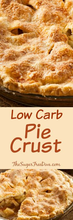 How to Make a Low Carb Pie Crust