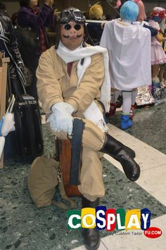 Porco Rosso Cosplay from Porco Rosso in Winter Comiket 83 2012 Tokyo