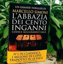 """Toglietemi tutto, ma non i miei libri : Recensione: """"L' abbazia dei cento inganni"""" di Simoni Marcello"""