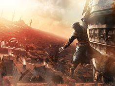 Assassin's Creed Wallpaper on Behance