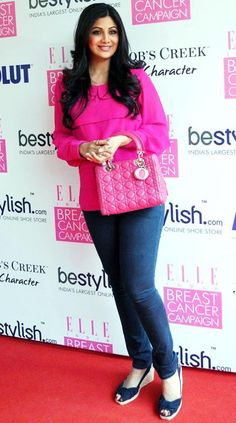 B-town beauties at Breast Cancer Awareness brunch | Fandiz India - Latest Indian Fashion Trends