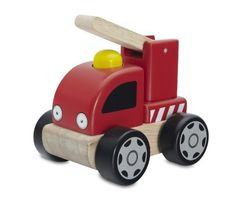 Baby Fire Engine by Smart Gear. $15.00. From the Manufacturer                With the Wonderworld Baby Fire Engine children can enjoy their imaginary play as a fireman. The yellow siren has a beeper function and the ladder at the back of the Fire Engine can move up and down and rotates around.                                    Product Description                WW-4049 Features: -Fire engine toy.-Encourages imaginative play.-Yellow siren has a beeper function.-For ages 1...
