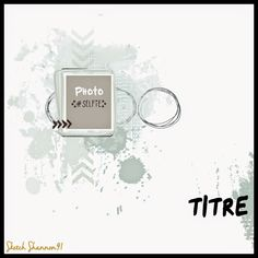 Scrap Plaisir : le scrap de DT Spray & Scrap : sketch et challenge 8x8 Scrapbook Layouts, Scrapbook Templates, Scrapbook Designs, Scrapbook Sketches, Card Sketches, Scrapbook Cards, Mini Albums, Map Layout, Craft