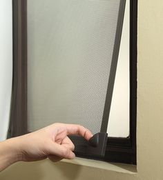Nice Door Window Blinds Magnetic