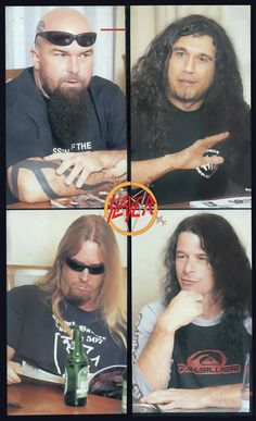 slayer Rock Bands, Metal Bands, Woodstock, Hard Rock, Good Music, My Music, Best Music Artists, Reign In Blood, Famous Musicians