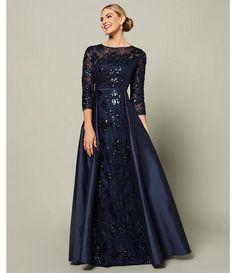 17 Ideas dress wedding indian the bride Concert Dresses, Pageant Dresses, Mother Of Groom Dresses, Mothers Dresses, Mom Dress, Dress Up, Debutante Dresses, Taffeta Dress, Mode Hijab
