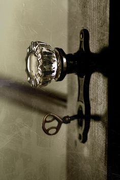 I want an old fashioned lock somewhere in my house for the simple reason that I want to have a beautiful and ornate working key :)
