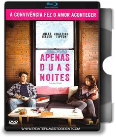 Apenas Duas Noites CO-RO (2016) IMDb 6.4 1h 26 Min D (08-2016) Titulo Original:  Gênero: Comédia   Romance Ano de Lançamento: 2016 Duração: 1h 26 Min IMDb 6.4/10 D (08-2016) - MN (No Pin it)