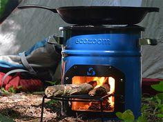 EcoZoom Zoom Dura Cookstove at werd.com