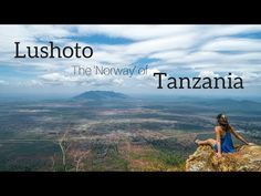 The Breathtaking Vistas of Lushoto, Tanzania