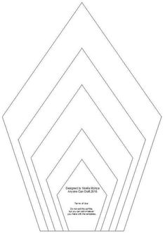 57 Ideas Origami Diamond Patterns For 2019 Paper Flower Patterns, Large Paper Flowers, Tissue Paper Flowers, Paper Flower Backdrop, Paper Flower Tutorial, Giant Paper Flowers, Diy Flowers, Fabric Flowers, Flower Petal Template