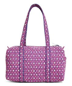 Another great find on #zulily! Katalina Pink Diamonds Small Duffel Bag #zulilyfinds