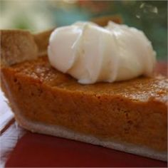 Sweet Potato Pie I - Allrecipes.com