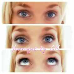 Wow!  Holt auch ihr euch den 3D Fiber Lashes! Www.youniqueproducts.com/byCK