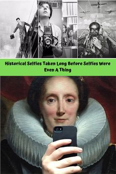 #Historical #Selfies #Taken #Long #Before #Selfies Were Even A Thing