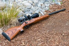 Remington 700 VLS but in 308