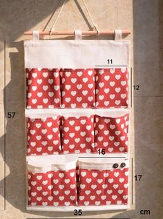 Ideas for sewing patterns storage pocket organizer Sewing Pattern Storage, Sewing Patterns, Pocket Square Styles, How To Make A Pom Pom, Pocket Organizer, Sewing Projects For Kids, Hanging Storage, Wall Organization, Wall Pockets