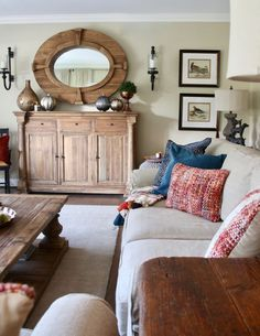 Decorating for Fall: 7 Easy Tips to Creating a Rich, Inviting Home by adding deep jeweled toned accents and mixed metal Fall decor found at HomeGoods. Sponsored HomeGoods Post.