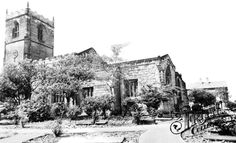 Photo of Bolton-Upon-Dearne, the Church c1955 - Francis Frith