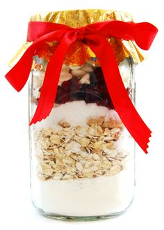 Cranberry Oatmeal Cookie Mix ... delicious!