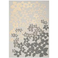 Martha Stewart Field Flowers Area Rug | Wayfair