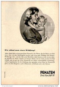 Original-Werbung/ Anzeige 1963 - PENATEN -  ca. 120 x 170 mm