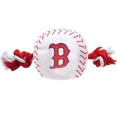 BOSTON RED SOX  MLB Baseball Tug'n Chew Toy