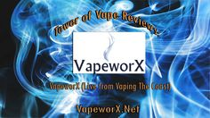 Here's my review of 3 of the flavors from VapeworX (Live from Vaping The coast in Mobile, AL).    #vape #vaping #vaper #vapers #vapereview #vapingreview #VapeworX #VapingTheCoast #TowerOfVape #BlackBetty #BowChikaWow #DazedAndConfused #eliquid  https://youtu.be/qO-ZnJtxfYk