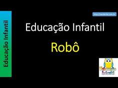 Educação Infantil - Nível 5 (crianças entre 8 a 10 anos): Robô