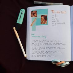 This spread actually has a funny story. I've made it around am in the morning and I was talking to one of my friends while setting it… 2 Am, Stabilo Boss, My Friend, Friends, Funny Stories, A Funny, Bible, How To Make, Amigos