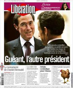 Libération - Jeudi 21 Janvier 2010 - N° 8924