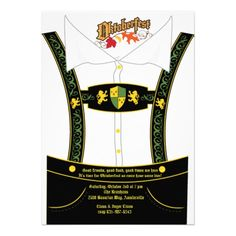 Shop Oktoberfest Bavarian Breeches Invitation created by PixiePrints. Personalize it with photos & text or purchase as is! Create Your Own Invitations, Custom Invitations, Invitation Design, Party Invitations, Oktoberfest Invitation, Oktoberfest Party, One Year Birthday, Third Birthday, German Lederhosen