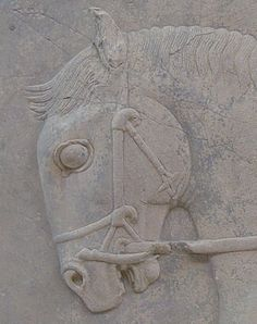 British Institute of Persian Studies: * The horses of ancient Iran *