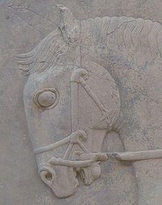 British Institute of Persian Studies: * The horses of ancient Iran *