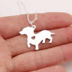 Aliexpress.com : Buy Dachshund Paw Lifted Necklace Dog Pet Memorial Gift for Doxie Sausage Lover Necklaces & Pendants Choker Lead Free Women Pendant  from Reliable charm pendant necklace suppliers on Paw Paw House Urbanlife Store