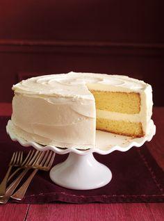 Gâteau à la vanille sans gluten