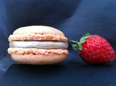 Nut-Free Macaron Recipe - How to Cook That (I like this recipe because the almond flour substitute doesn't rely on seeds.)