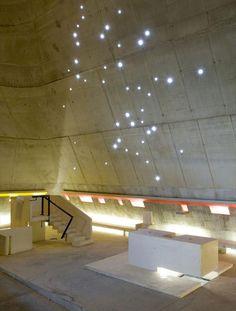 Fondation Le Corbusier - Buildings - Eglise Saint Pierre
