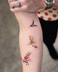 Birds by Trudy