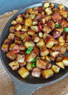 Bangin' Breakfast Potatoes