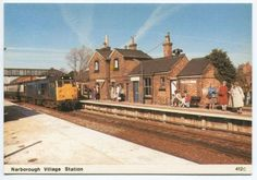 Image result for Narborough station history