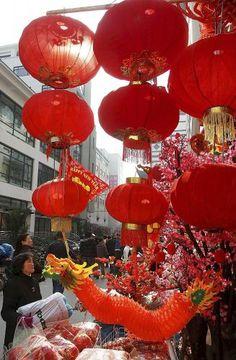 decoração de festa chinesa - Pesquisa Google