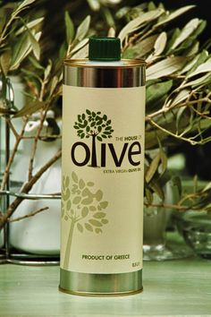 Olive Oil Packaging www.marinasotiropoulou.com