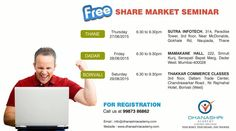Free Share Market #Seminar - What You Need to Know