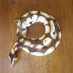 Sugar Python Snake Cake