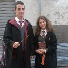 Pin for Later: Die 43 modischsten Halloween-Kostüme für Fashionistas Hermione Granger aus Harry Potter