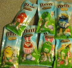 FREE Easter Candy At Walgreens! Chocolate Bunnies, Eggs & M&M's!